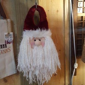 Other - Santa Door Knob Hanger Christmas